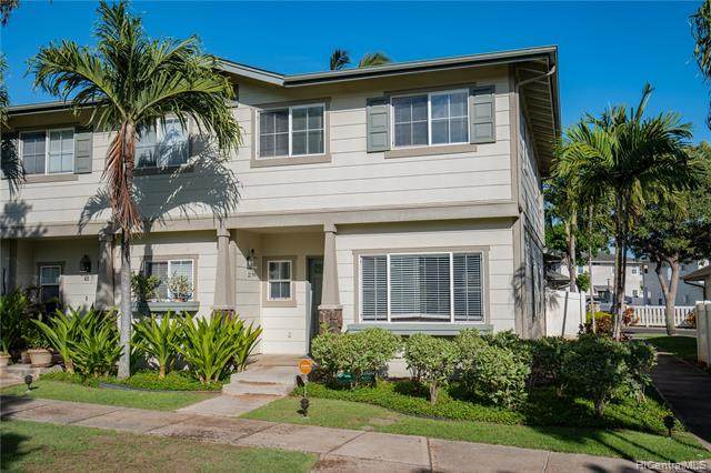91-1093 Kaimalie Street 2S6, Ewa Beach, HI 96706 (MLS #202021814) :: Corcoran Pacific Properties