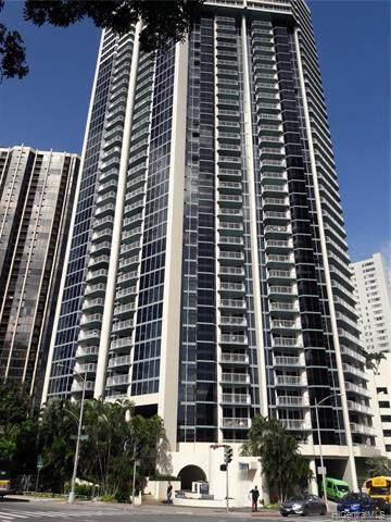1212 Nuuanu Avenue #2204, Honolulu, HI 96817 (MLS #202021819) :: Island Life Homes