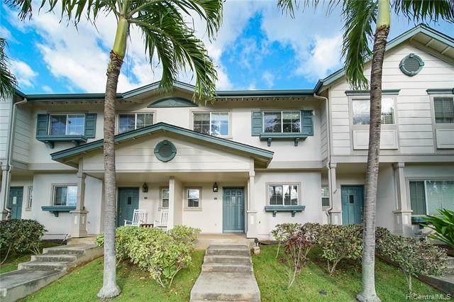 91-1081 Kaileolea Drive #2E4, Ewa Beach, HI 96706 (MLS #202021833) :: Island Life Homes