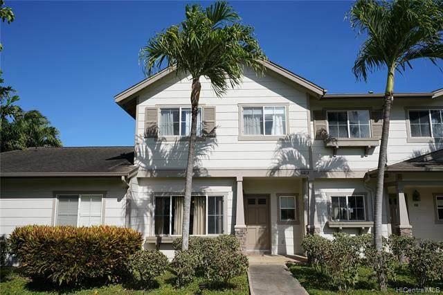 91-1101 Kaimalie Street 2T2, Ewa Beach, HI 96706 (MLS #202021837) :: Corcoran Pacific Properties