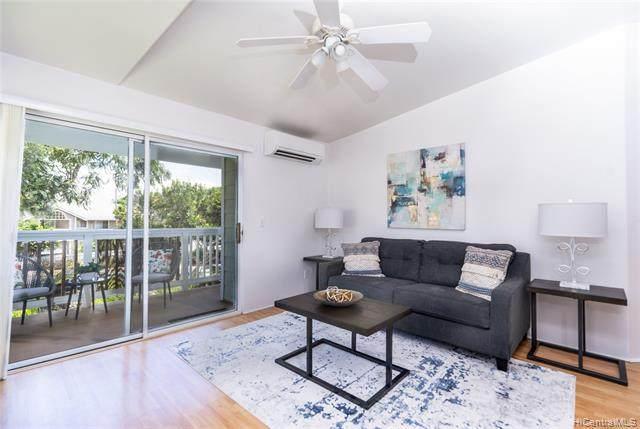 94-510 Lumiaina Street A202, Waipahu, HI 96797 (MLS #202021842) :: Island Life Homes