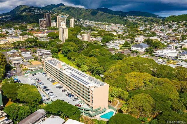 1720 Huna Street B207, Honolulu, HI 96817 (MLS #202021854) :: Keller Williams Honolulu