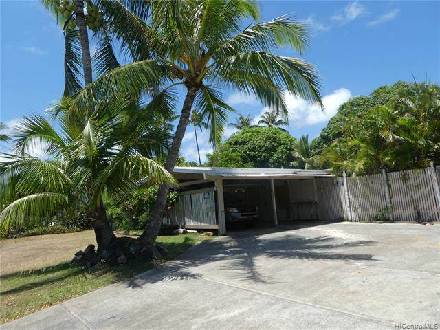 1029 Mokapu Boulevard, Kailua, HI 96734 (MLS #202021871) :: The Ihara Team