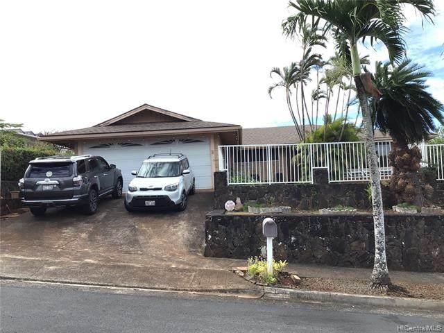 98-1425 Kulawai Street, Aiea, HI 96701 (MLS #202021934) :: Island Life Homes