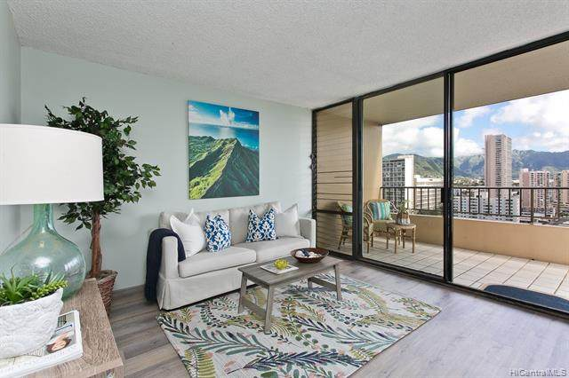 2121 Ala Wai Boulevard #1803, Honolulu, HI 96815 (MLS #202021965) :: Island Life Homes