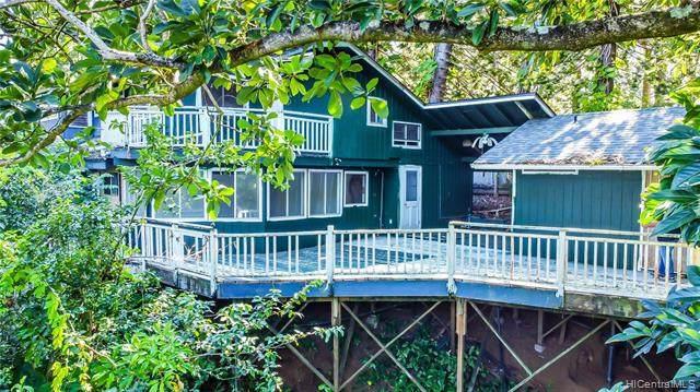 55 Lepo Place, Haiku, HI 96708 (MLS #202021982) :: Island Life Homes
