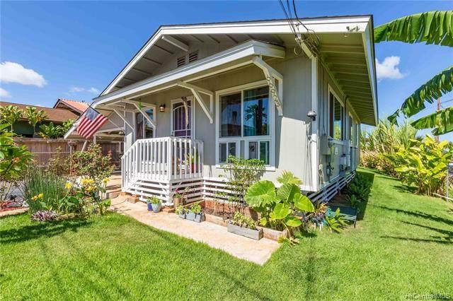 66-923 Ulihi Place, Waialua, HI 96791 (MLS #202021994) :: Island Life Homes