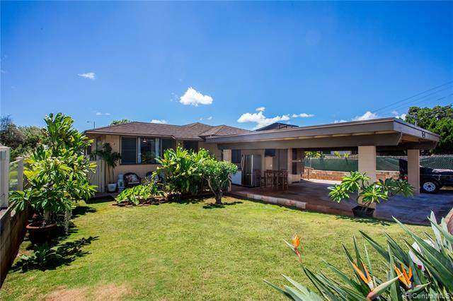 1474 Noelani Street, Pearl City, HI 96782 (MLS #202022018) :: Barnes Hawaii