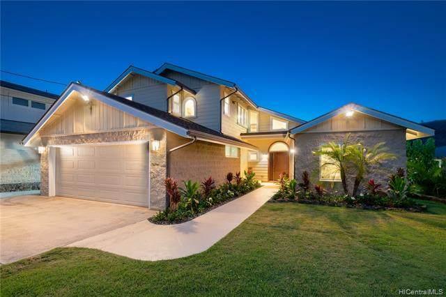 1680 Ala Amoamo Street, Honolulu, HI 96819 (MLS #202023083) :: Corcoran Pacific Properties