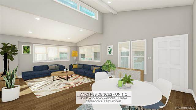 45-842 Anoi Road C, Kaneohe, HI 96744 (MLS #202023119) :: LUVA Real Estate