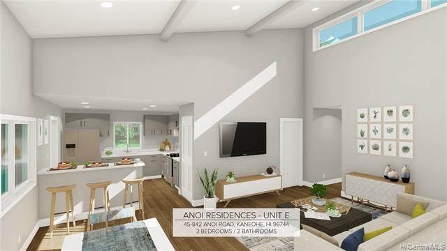 45-842 Anoi Road E, Kaneohe, HI 96744 (MLS #202023123) :: LUVA Real Estate