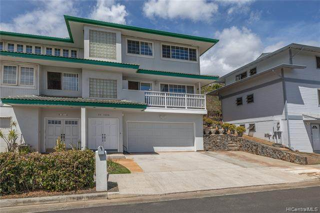 94-1096 Lumipolu Street B, Waipahu, HI 96797 (MLS #202023152) :: The Ihara Team
