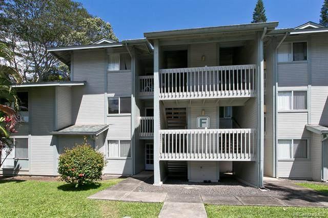 95-652 Wikao Street F-203, Mililani, HI 96789 (MLS #202023179) :: LUVA Real Estate