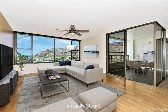 6710 Hawaii Kai Drive #1108, Honolulu, HI 96825 (MLS #202023220) :: The Ihara Team