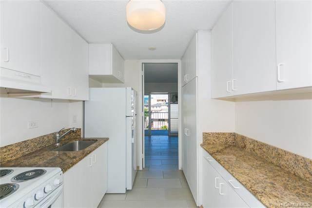 1516 Ward Avenue #306, Honolulu, HI 96822 (MLS #202023227) :: Barnes Hawaii