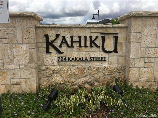 724 Kakala Street #1001, Kapolei, HI 96707 (MLS #202023236) :: The Ihara Team