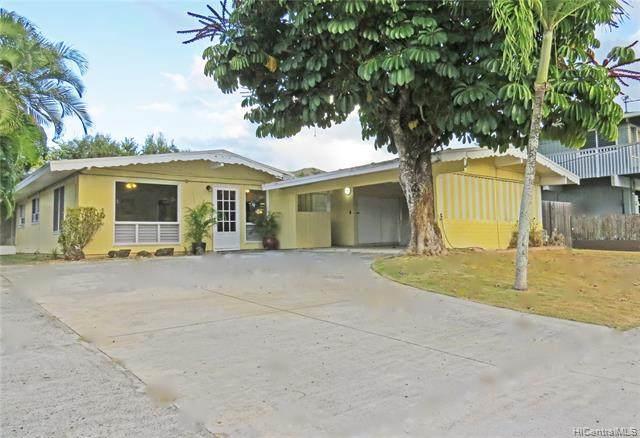 557 Wanaao Road, Kailua, HI 96734 (MLS #202023242) :: The Ihara Team