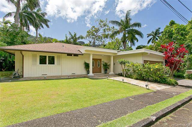 3043 Lopeka Place, Honolulu, HI 96817 (MLS #202023273) :: Hawai'i Life