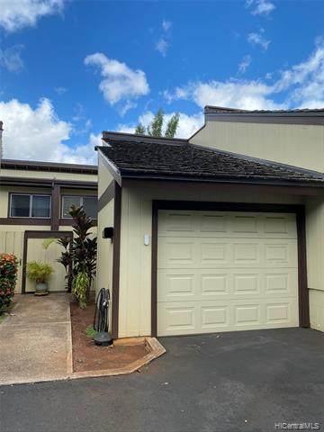 98-1072 Komo Mai Drive C, Aiea, HI 96701 (MLS #202023302) :: LUVA Real Estate