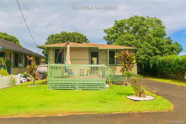 66-341 Kaamooloa Road D, Waialua, HI 96791 (MLS #202023340) :: The Ihara Team