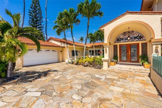 238 Portlock Road, Honolulu, HI 96825 (MLS #202023343) :: Corcoran Pacific Properties