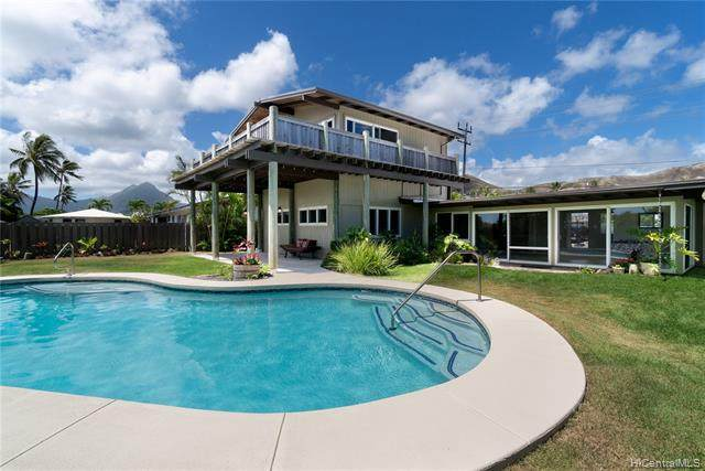 436 Iliaina Street, Kailua, HI 96734 (MLS #202023348) :: LUVA Real Estate