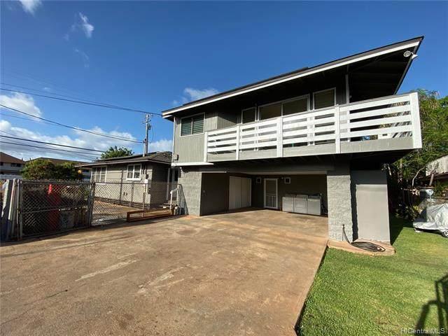 91-517 Fort Weaver Road, Ewa Beach, HI 96706 (MLS #202023359) :: Barnes Hawaii