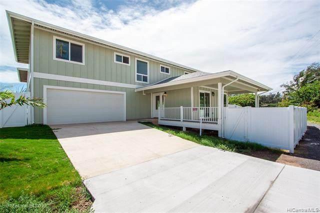 56-458 Kamehameha Highway #102, Kahuku, HI 96731 (MLS #202023362) :: Corcoran Pacific Properties
