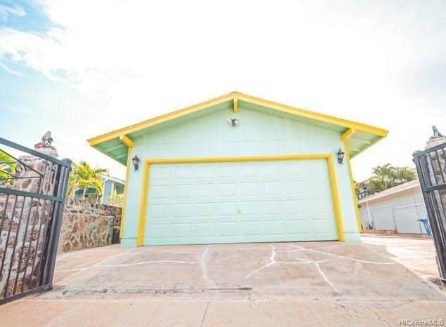 86-3002 Leihua Place, Waianae, HI 96792 (MLS #202023401) :: Island Life Homes