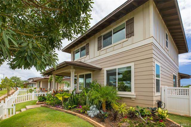 1101 Kukulu Street #45, Kapolei, HI 96707 (MLS #202023410) :: Barnes Hawaii