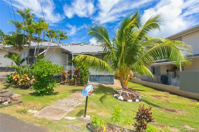 1345 17th Avenue, Honolulu, HI 96816 (MLS #202023412) :: Keller Williams Honolulu
