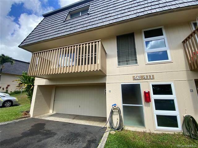 46-411 Kahuhipa Street D, Kaneohe, HI 96744 (MLS #202023460) :: Island Life Homes