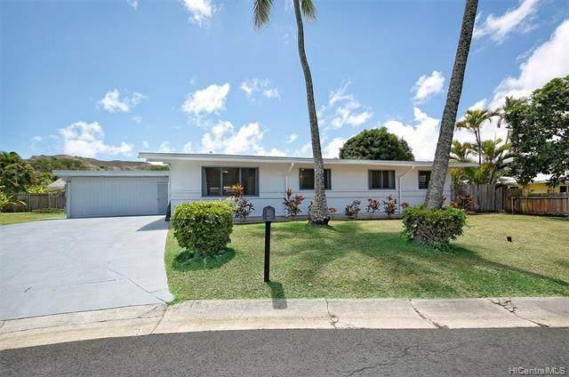 491 Paumakua Way, Kailua, HI 96734 (MLS #202023475) :: The Ihara Team