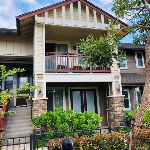 724 Kakala Street #1204, Kapolei, HI 96707 (MLS #202023495) :: The Ihara Team