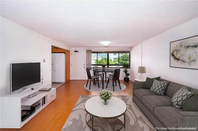 727 Lukepane Avenue #301, Honolulu, HI 96816 (MLS #202023503) :: Corcoran Pacific Properties