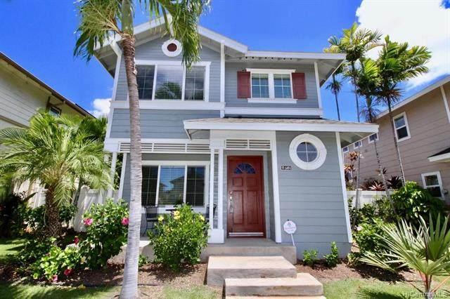 91-6494 Kapolei Parkway, Ewa Beach, HI 96706 (MLS #202023526) :: Corcoran Pacific Properties