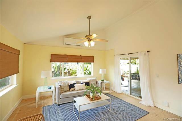 820 Kaha Place, Kailua, HI 96734 (MLS #202023537) :: Corcoran Pacific Properties