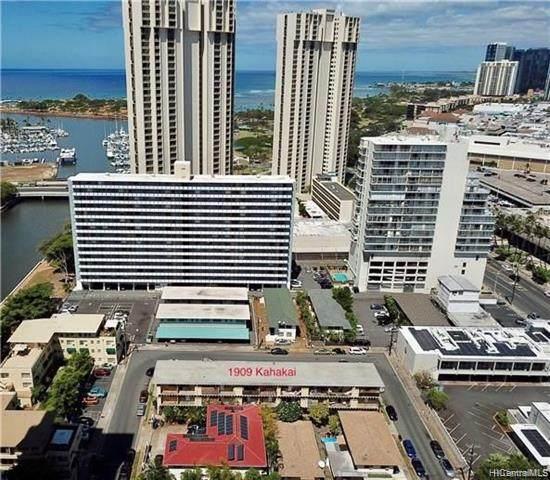 1909 Kahakai Drive, Honolulu, HI 96814 (MLS #202023570) :: Corcoran Pacific Properties