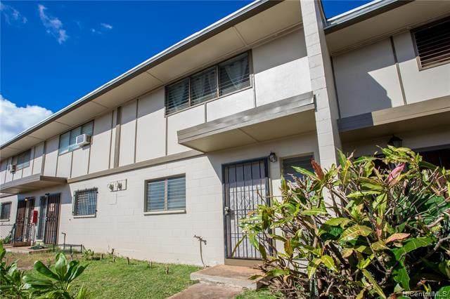 91-676 Kilaha Street M4, Ewa Beach, HI 96706 (MLS #202023572) :: Barnes Hawaii