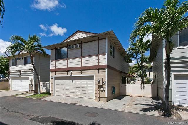 91-1944 Luahoana Street #73, Ewa Beach, HI 96706 (MLS #202023612) :: Barnes Hawaii