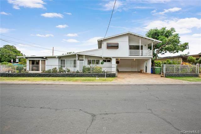 94-535 Pilimai Street, Waipahu, HI 96797 (MLS #202023613) :: Corcoran Pacific Properties