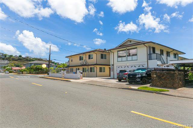 3375 Kaau Street, Honolulu, HI 96816 (MLS #202023629) :: Corcoran Pacific Properties