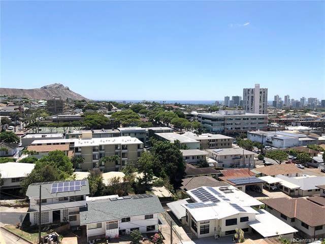 3350 Sierra Drive #705, Honolulu, HI 96816 (MLS #202023638) :: The Ihara Team