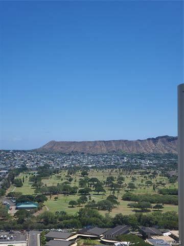 2499 Kapiolani Boulevard #3207, Honolulu, HI 96826 (MLS #202023646) :: Keller Williams Honolulu