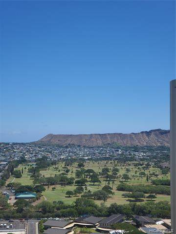 2499 Kapiolani Boulevard #3207, Honolulu, HI 96826 (MLS #202023646) :: The Ihara Team