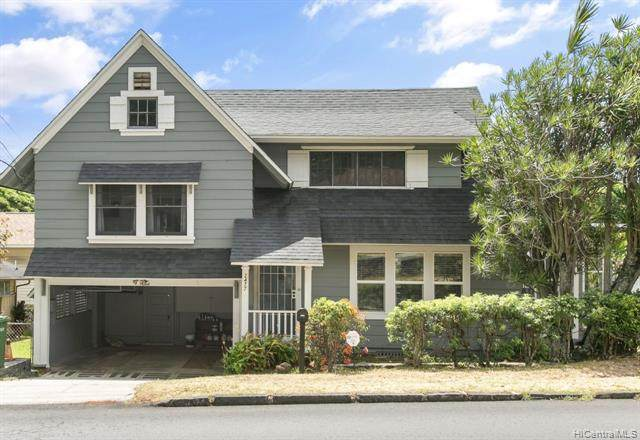 2477 E Manoa Road, Honolulu, HI 96822 (MLS #202023663) :: Island Life Homes