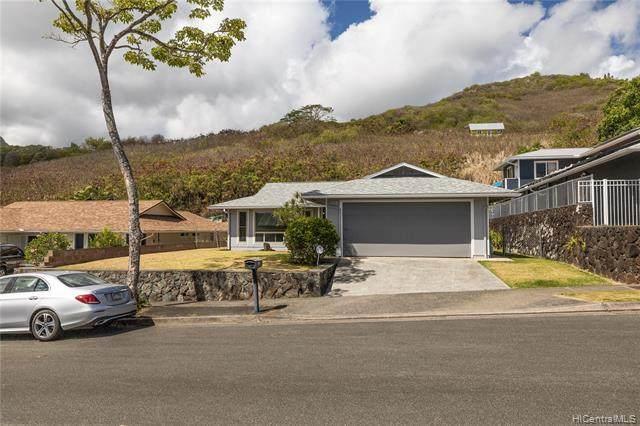 1263 Akiahala Street, Kailua, HI 96734 (MLS #202023686) :: Corcoran Pacific Properties