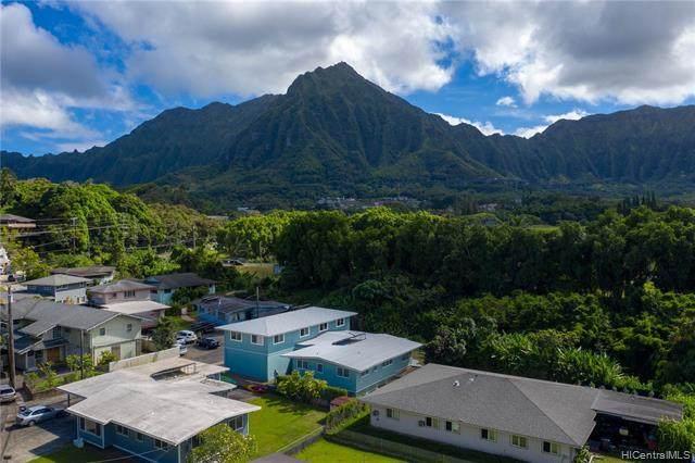 45-1016 Anoi Road, Kaneohe, HI 96744 (MLS #202023707) :: LUVA Real Estate