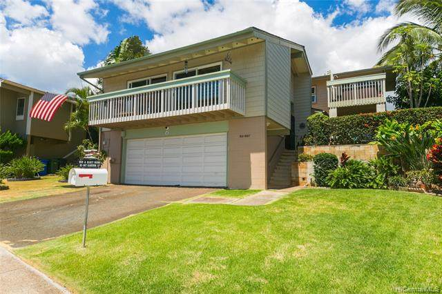 92-967 Kanehoa Loop, Kapolei, HI 96707 (MLS #202023723) :: LUVA Real Estate