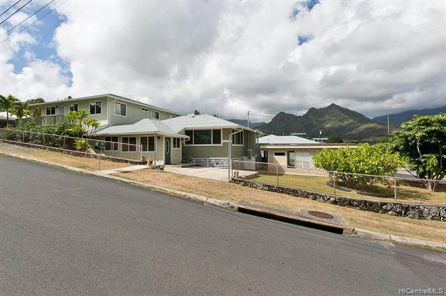 1105 Nanialii Street, Kailua, HI 96734 (MLS #202023742) :: Keller Williams Honolulu